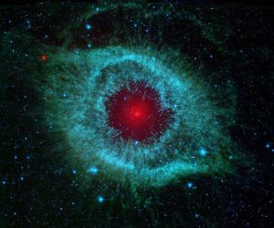 Eye of God Nebula--God has his say in his creation.
